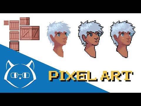 So you wanna make pixel art  - General guide for ART 464