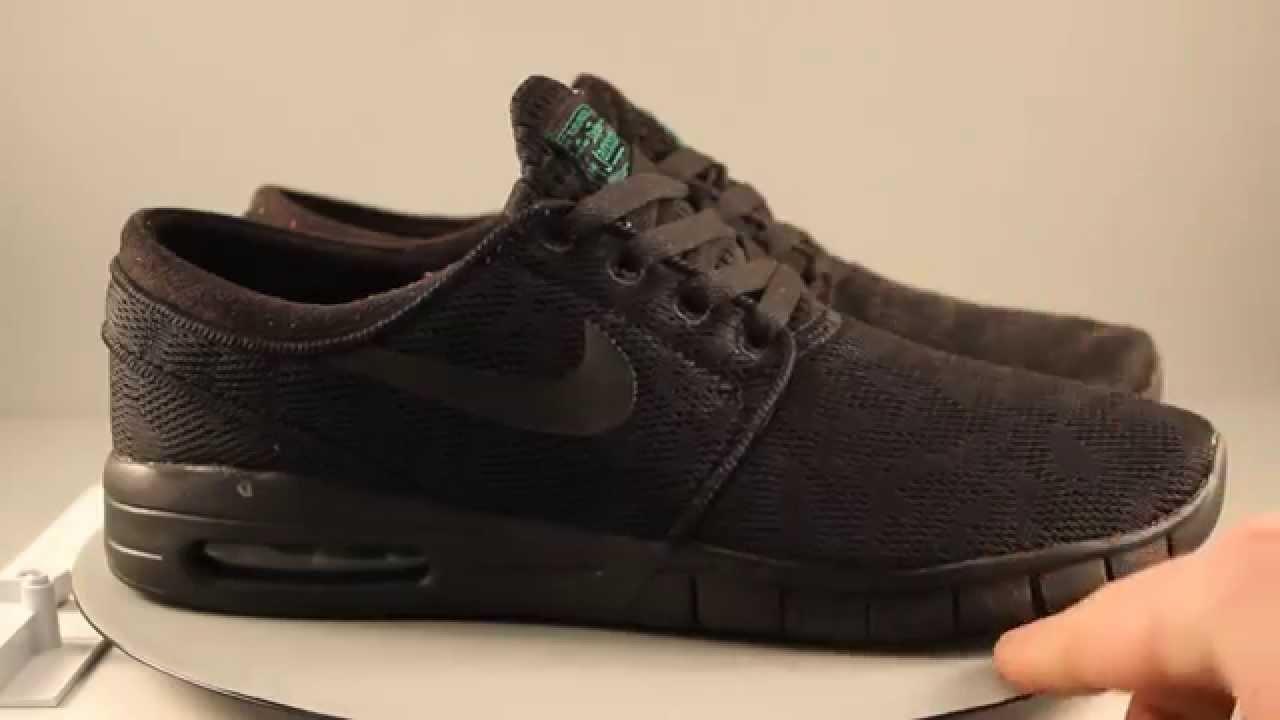 Nike Sb Max All Black