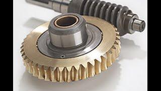 Геометрически правильное построение трехмерной модели червячного колеса ZA в КОМПАС-3D