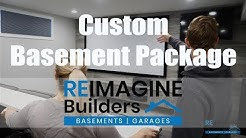Calgary Basement Development Packages