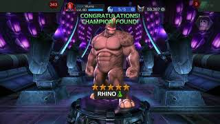 MCOC Blade Featured Crystal Opening