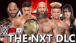 How To Make Lio Rush Wwe 2K19