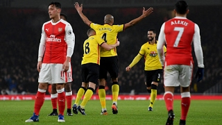 Watford 2 - 1 Arsenal