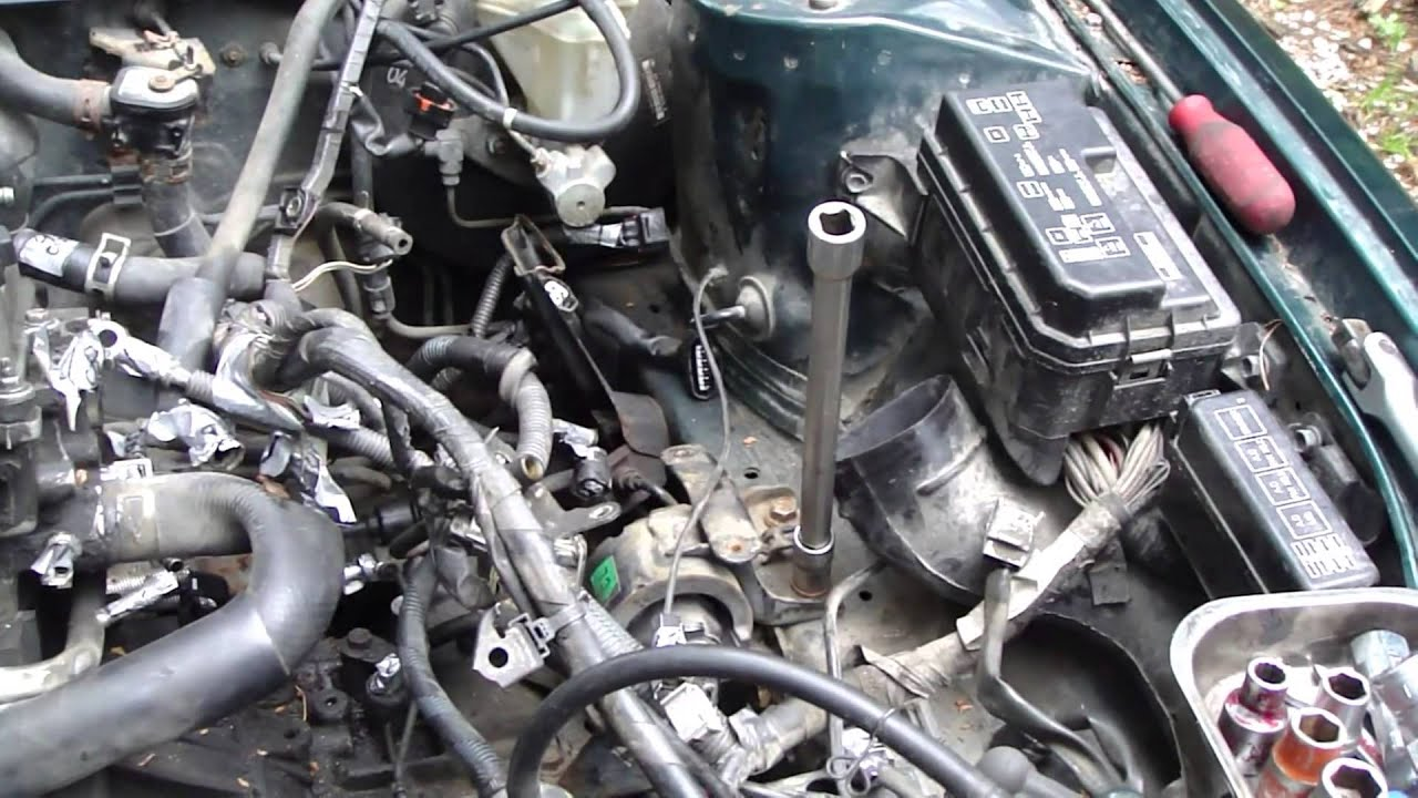 How To Replace Toyota Corolla Vvt