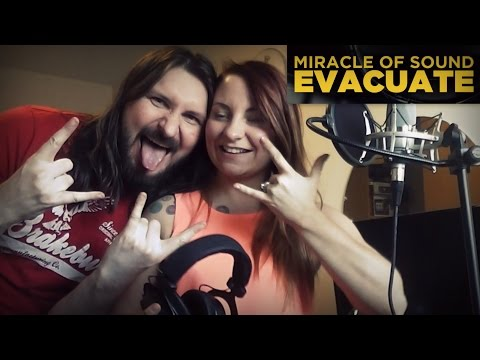 Evacuate by Miracle Of Sound (Uplifting Rock Music)