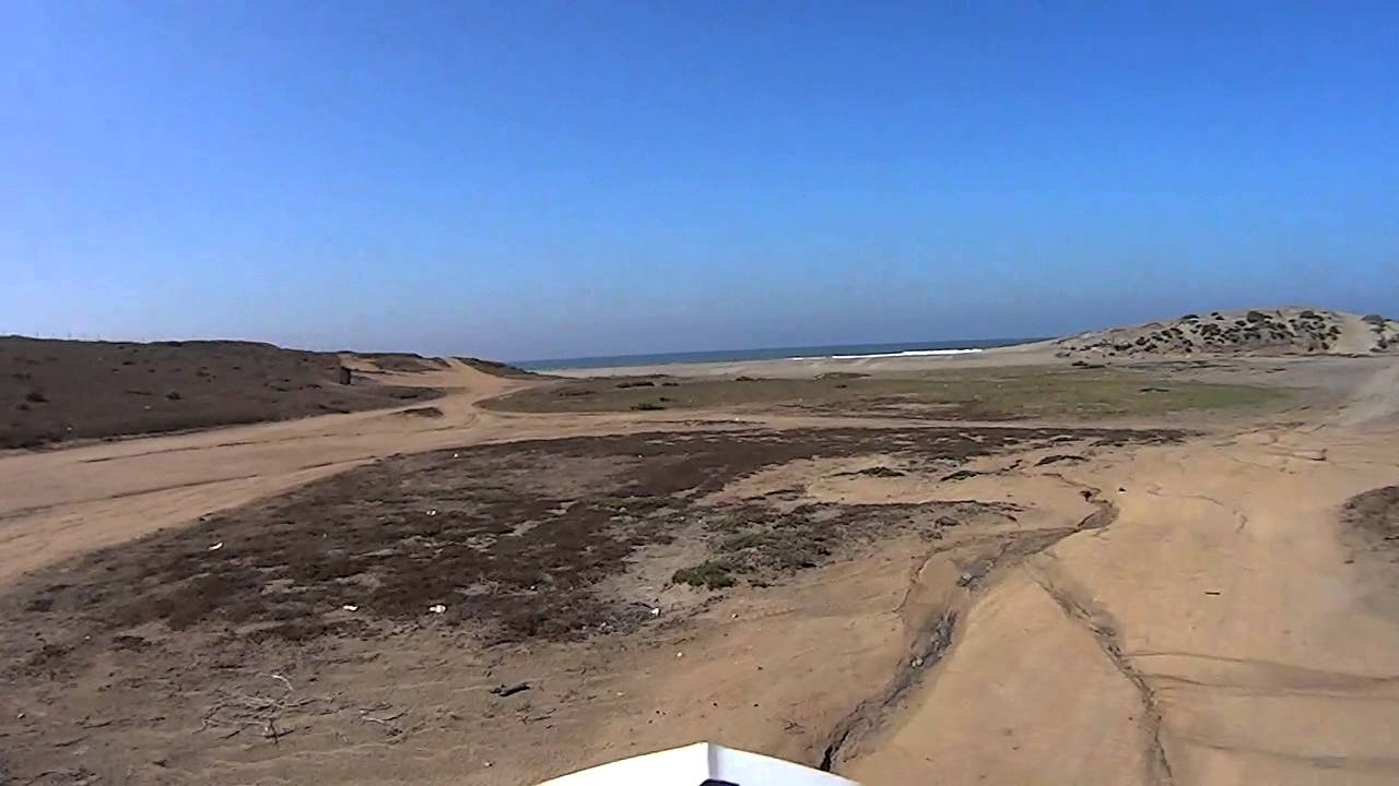 Baja Helmet Cam Video North Of San Quintin Mexico To The Beach
