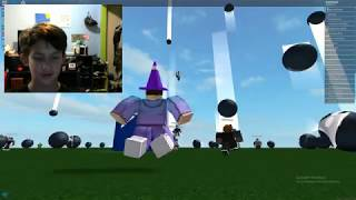 This is the strangest game ever made in roblox....