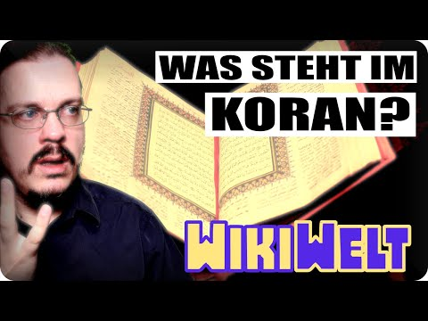 Was steht im Koran? - meine WikiWelt #172