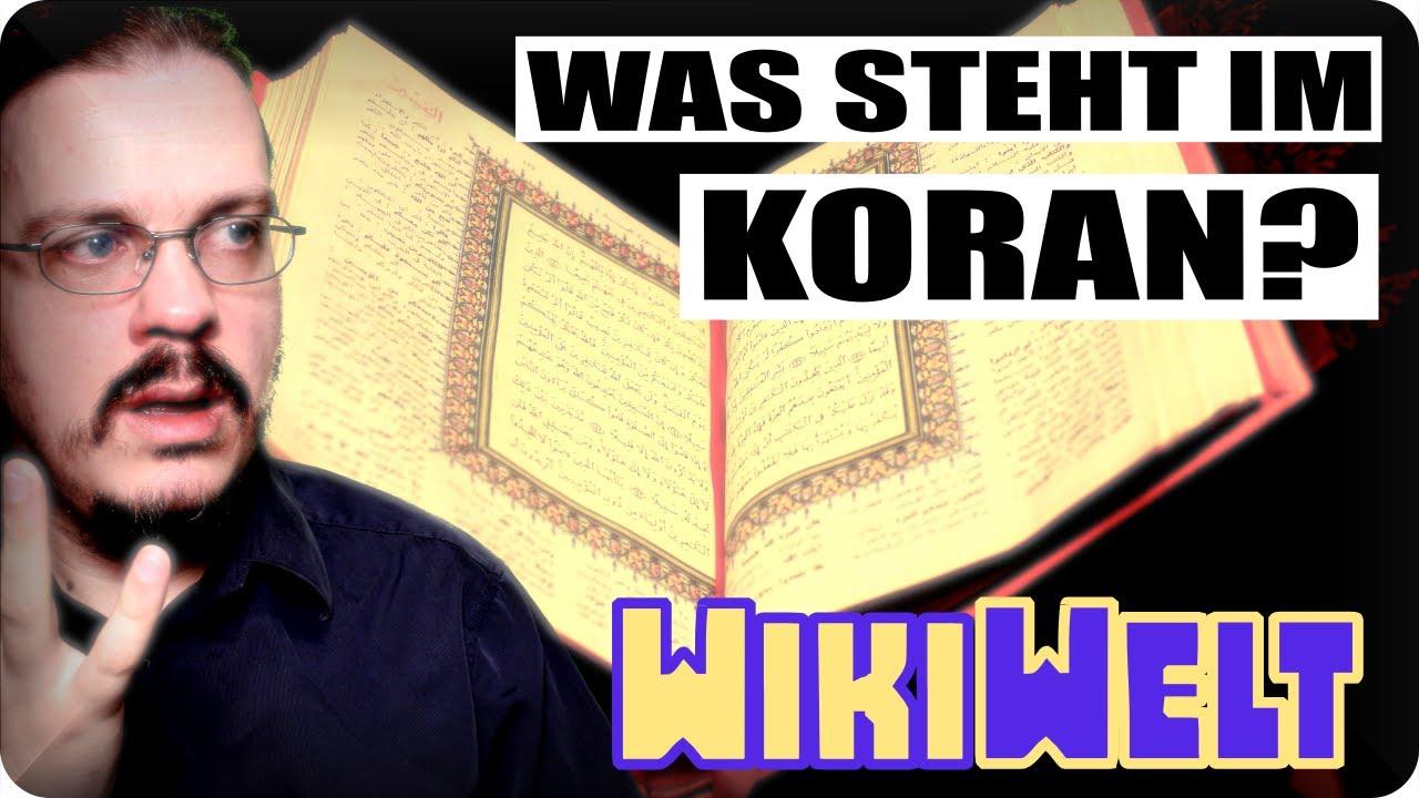 Was Steht Im Koran