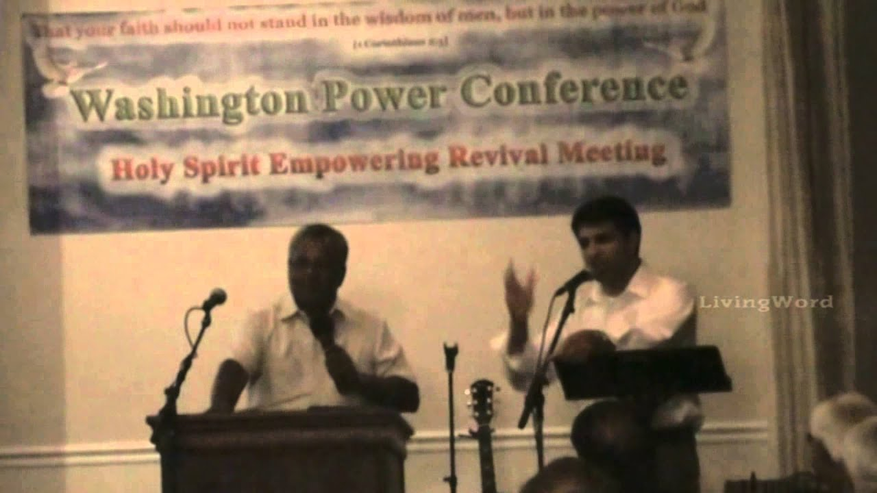 !! Washington Power Conference 2013 !!:- Rev.Dr. M A Varughese