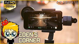 The Future of Mobile Filmmaking - Anamorphic, Battery, Gimbal by Moment [Gadgets]