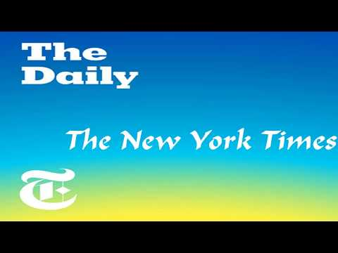 The Daily Podcasts The New York Times from Friday, Oct. 20, 2017 podcasts news