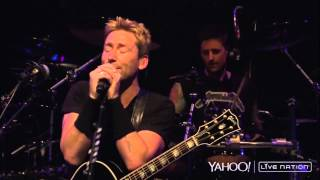 Nickelback - When we stand together ( Live Nation )