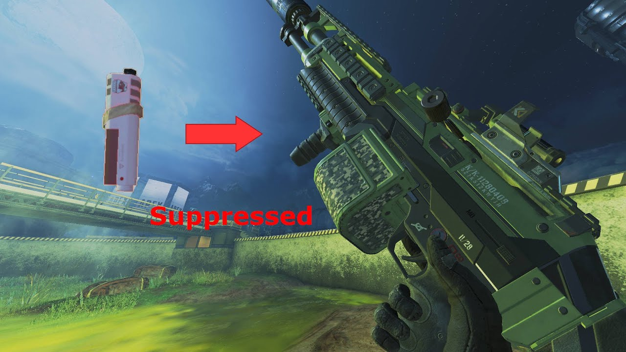 Download What does a suppressed spitfire sound like?