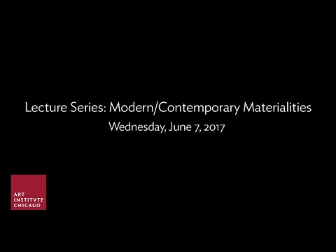 [LIVE] Modern/Contemporary Materialities - Series 2