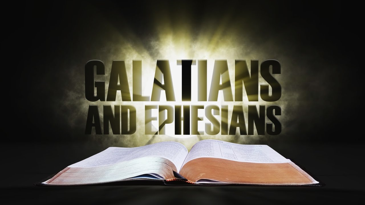 an overview of the book of galatians Galatians 3: a synopsis by  we have to read galatians 3 with that realization in  the whole point paul is making in the book of galatians is:.