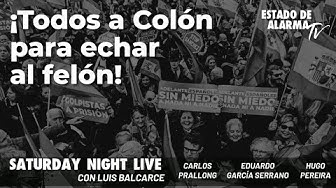 Imagen del video: Saturday Night Live: ¡Todos a Colón para echar al felón!