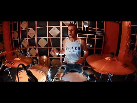Peter Pann ft. Celeste Buckingham & Kali - Alica z ríše divokých (Bongoman Elizz's Drum cover)