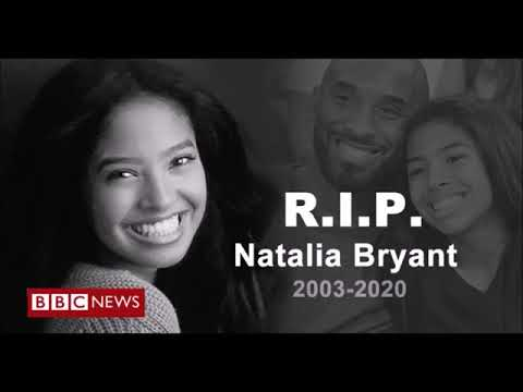 BBC NEWS - KOBE BRYANT ELDEST DAUGHTER 'NATALIA BRYANT Died and left a 'SUlClDE VIDEO' of Herself'.