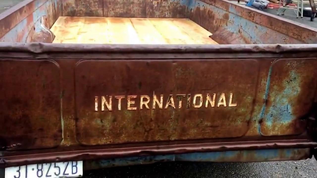 1953 international 4 x 4 modern dodge dakota chassis youtube 1946 International Pickup Truck 1953 international 4 x 4 modern dodge dakota chassis