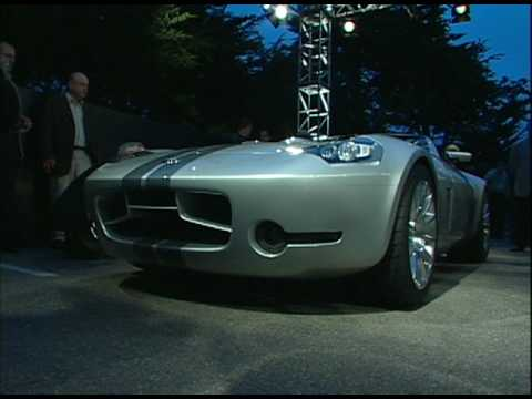 Shelby Ford GR-1 Concept Car