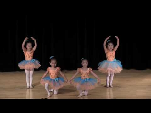 Prima Wing Ballet Recital New York 2016 - 2