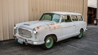 1960 Rambler American Wagon  Used Cars - Concord,CA - 2016-04-17