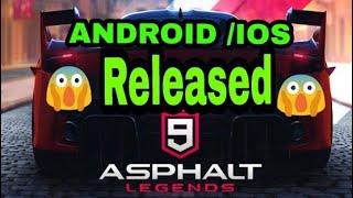 Asphalt 9 : Legends 2018 (by Gameloft ) Android Gameplay