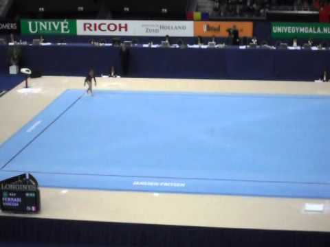 Artistic Gymnastics Qualification Women Wk 2010 Vanessa