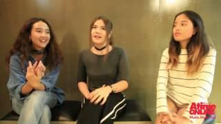 "[AtimeVolumeUp]พูดคุยทำความรู้จักกับ 3 สาว ""The Black Nails"""