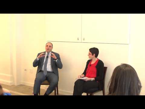 """""""Personal Injury Law & International Human Rights: Litigating Toxic Injustices"""" with Scott Hendler"""