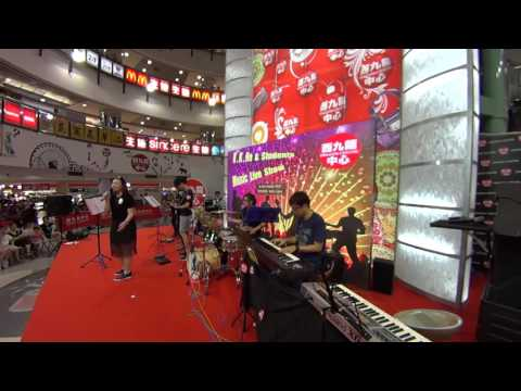 《情人》Live Band Version @ Dragon Centre