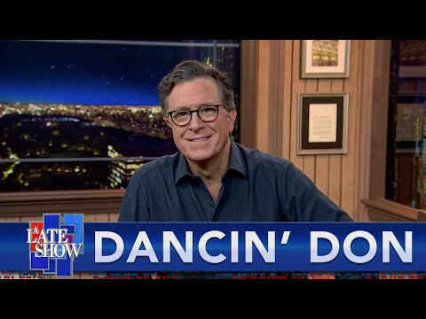 Desperate Donald Trump Attacks Dr. Fauci, Dances For Votes On The Campaign Trail