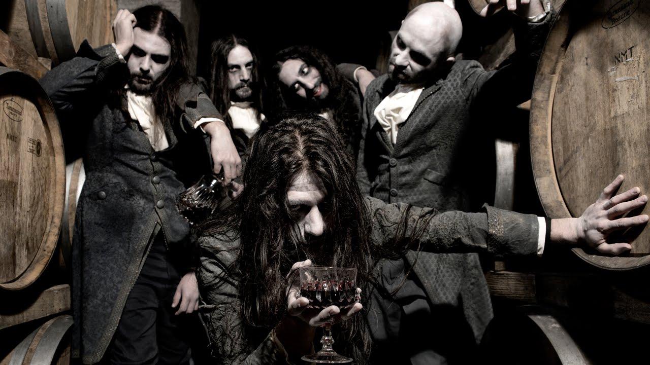 義大利交響技術死樂團 血肉啟示錄樂團 Fleshgod Apocalypse 發布新曲影音 Sugar