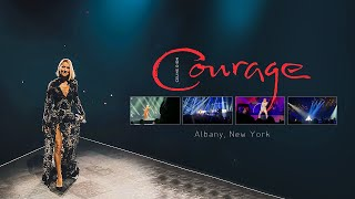 Celine Dion   Courage World Tour  -  Albany NY (12.07.2019)