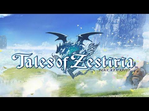 [Tales of Zestiria] Episode 22 - Tintagel Ruins