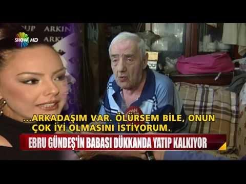 Ebru Gündeş babasına neden tepkili