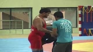 Naveen more Vs Rohit Patel Laddu23