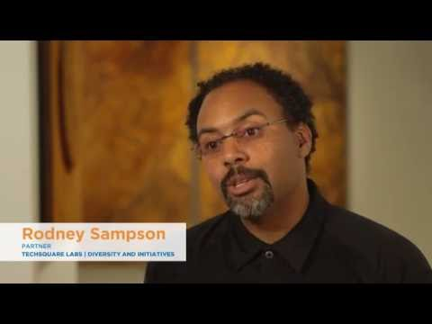 #MSCW2016 Keynote Speaker: Rodney Sampson offers crucial advice to startups