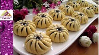 un kurabiyesinin en yeni hali Çarkıfelek Kurabiye Tarifi Pratik Yemek Tarifleri