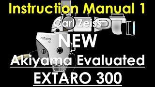 Нова інструкція EXTARO300 Інструкція 1