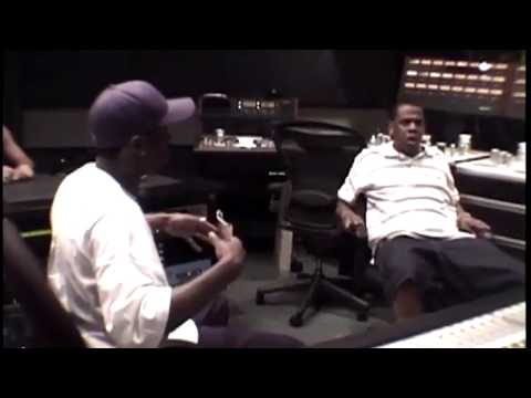 Download Youtube: JAY Z & Puff Daddy Studio Session Never Seen Before