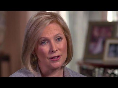 Kirstin Gillibrand defends call for resignation of former Sen. Al Franken
