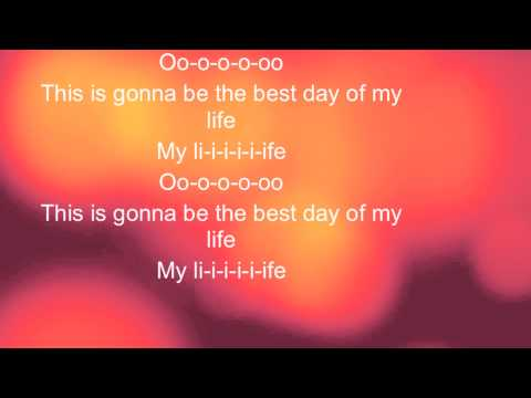 Best Day Of My Life (American Authors) Lyric Video