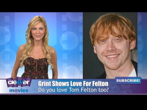 Rupert Grint Shows His Love For Tom Felton