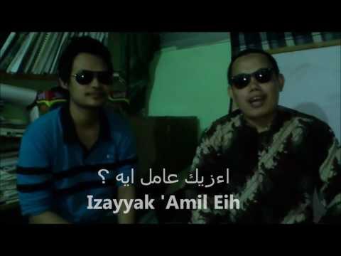 Belajar bahasa Arab 'Amiyah Mesir # تعلم العربية العامية المصرية