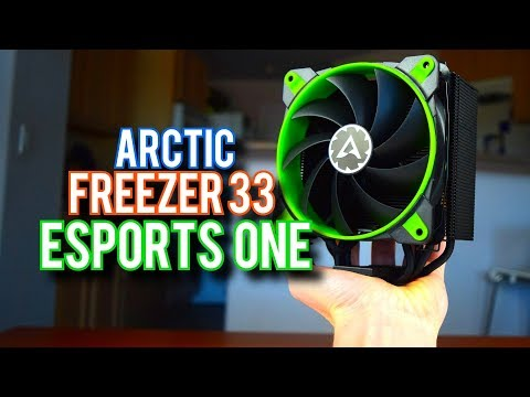 Arctic Freezer 33 eSports ONE: The Little Beast That Cooled