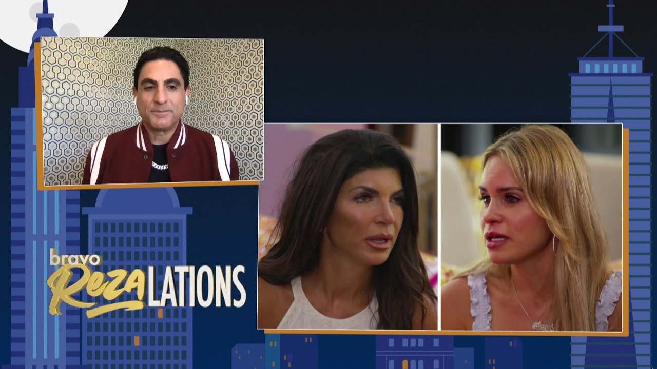 Reza Farahan Gives His Unfiltered Thoughts on Bravo Drama | WWHL