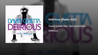 Delirious (Radio Edit)