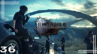 Final Fantasy XV - Tentative de pêche Ep36 PS4